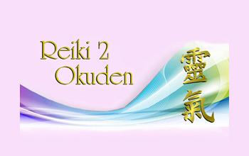 Curso de Reiki 2 – Okuden