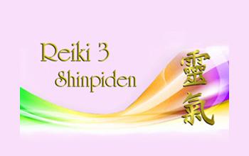 Curso de Reiki 3 – Shinpiden